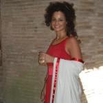 costume antica roma donna