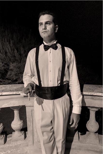 Abbigliamento uomo anni 20 30