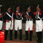 Uniforme gendarme francese 1800
