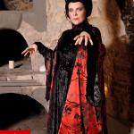 abito strega medievale