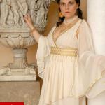 Abito nobile antica romana