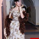 abito stile Hudry Hepburn