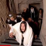 Costume Gesù e guardie