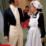 costume cameriera 1850