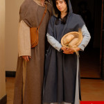coppia popolani medievali