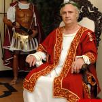 costume nobile Romano