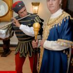 paggio di corte medievale