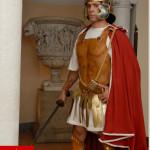 Corazza soldato centurione
