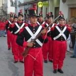 Uniforme guardia borbonica (unità d'Italia)