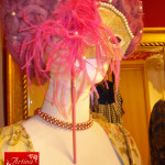 maschera donna '700