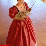 abito dama nobile 1850