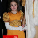 dettaglio principessina 1800