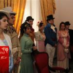 abiti d'epoca 1800