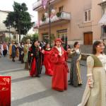 Corteo storico sezione origine Medievale