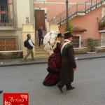 Corteo storico sezione Baroni ottocento