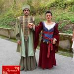 Corteo storico Principi medievali