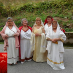 Corteo storico donne picene