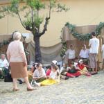 corteo storico Palio Madama Margarita Castel Madama (TV)