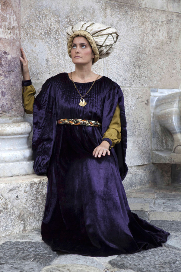 dama-medievale–margarita