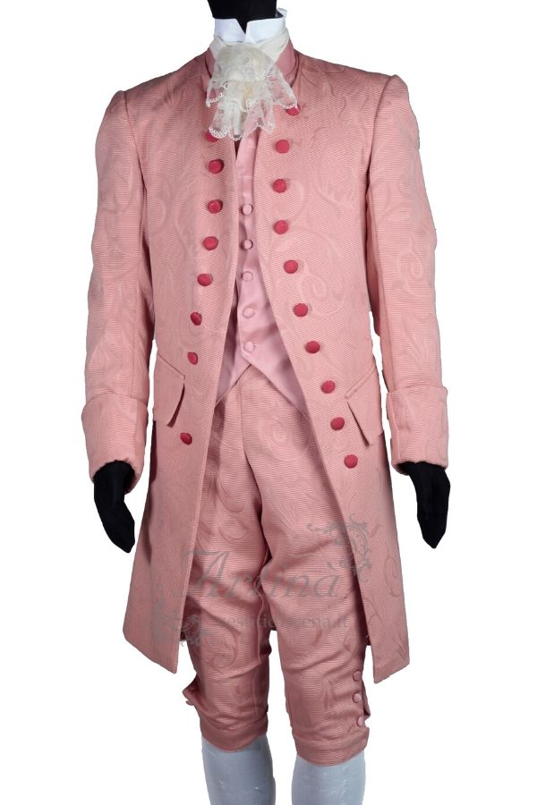abiti-settecenteschi-uomo-rosa