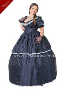 Abito donna 1850 mod. tosca